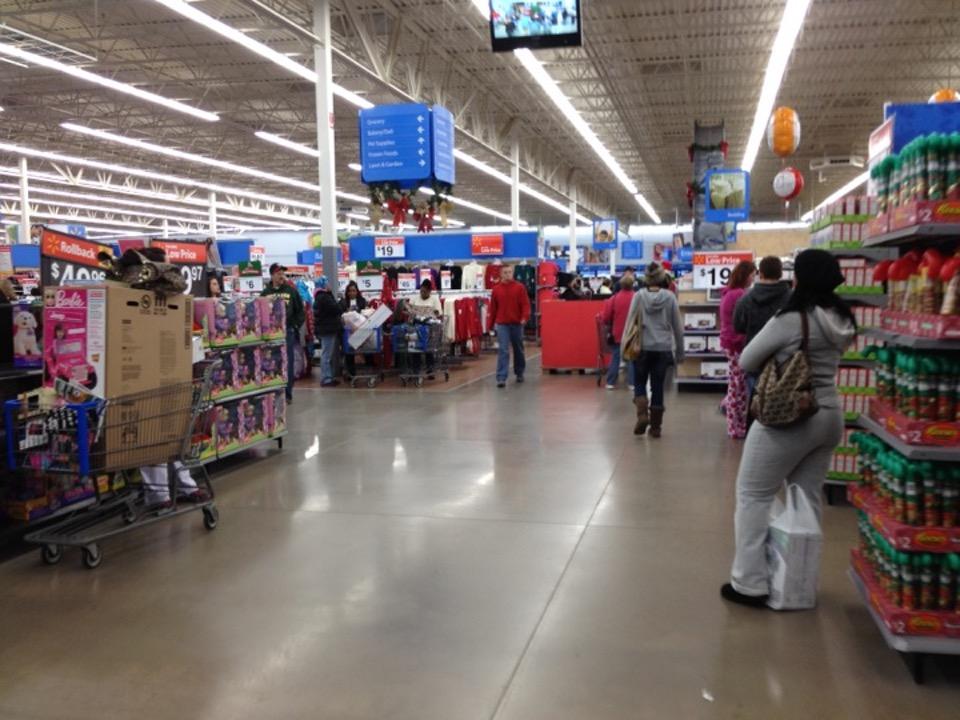 Walmart Supercenter - department store  | Photo 8 of 10 | Address: 16375 Merchants Ln, King George, VA 22485, USA | Phone: (540) 413-3037