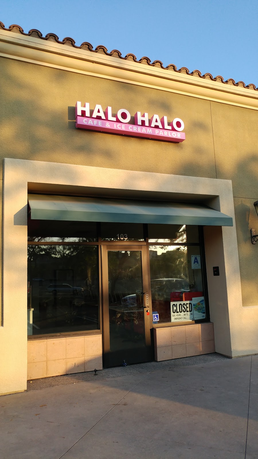 Halo Halo Cafe And Ice Cream Parlor - store  | Photo 3 of 10 | Address: 2310 Proctor Valley Rd #103, Chula Vista, CA 91914, USA | Phone: (619) 946-4878