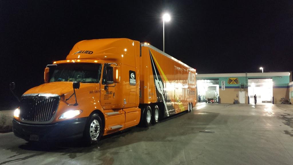 Blue Beacon Truck Wash of Wheeler Ridge, CA - car wash    Photo 5 of 10   Address: 5831 Santa Elena Dr I-5 Exit, 219A, Arvin, CA 93203, USA   Phone: (661) 858-2090