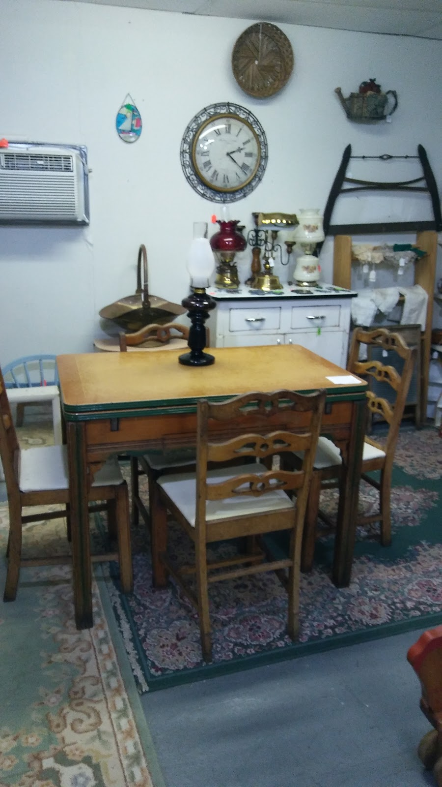 Capt. Scrap Antiques, Collectibles and More - home goods store  | Photo 9 of 10 | Address: 602 Washington Ave, Woodbine, NJ 08270, USA | Phone: (609) 861-3800