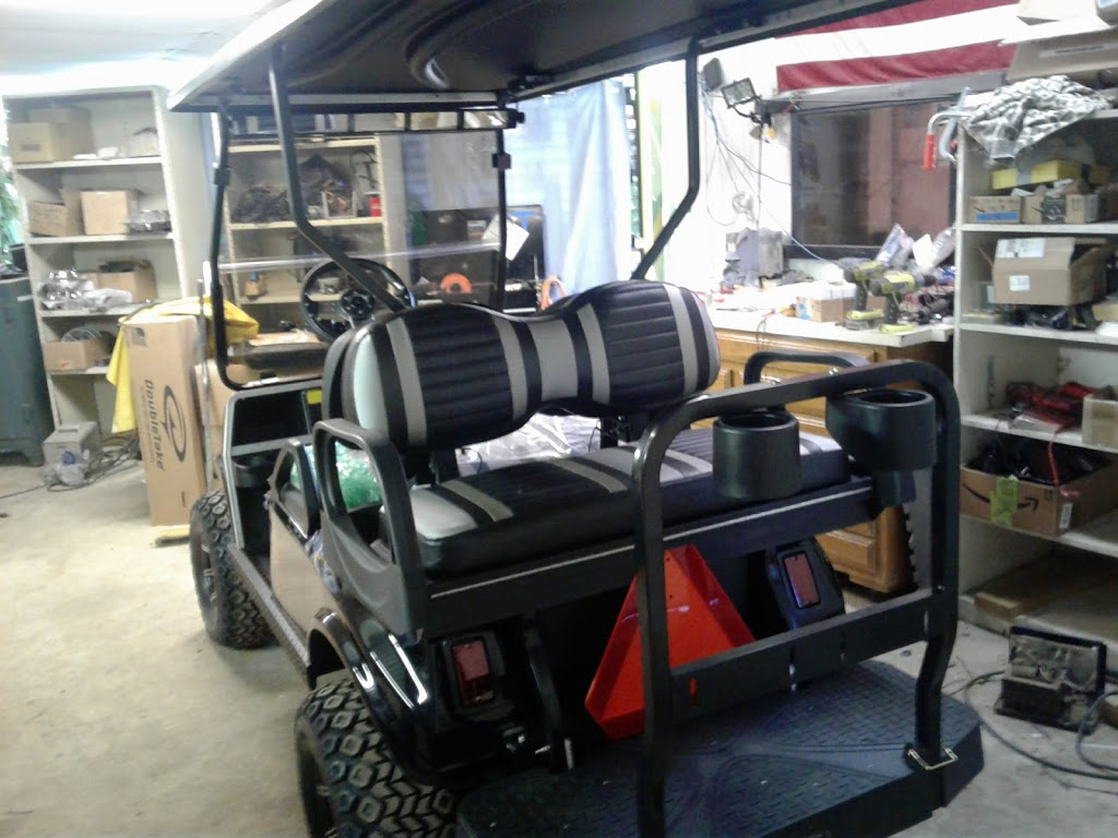 Golf Carts 4 Fun - store  | Photo 5 of 10 | Address: 7724 Jacksboro Hwy, Fort Worth, TX 76135, USA | Phone: (817) 237-4653