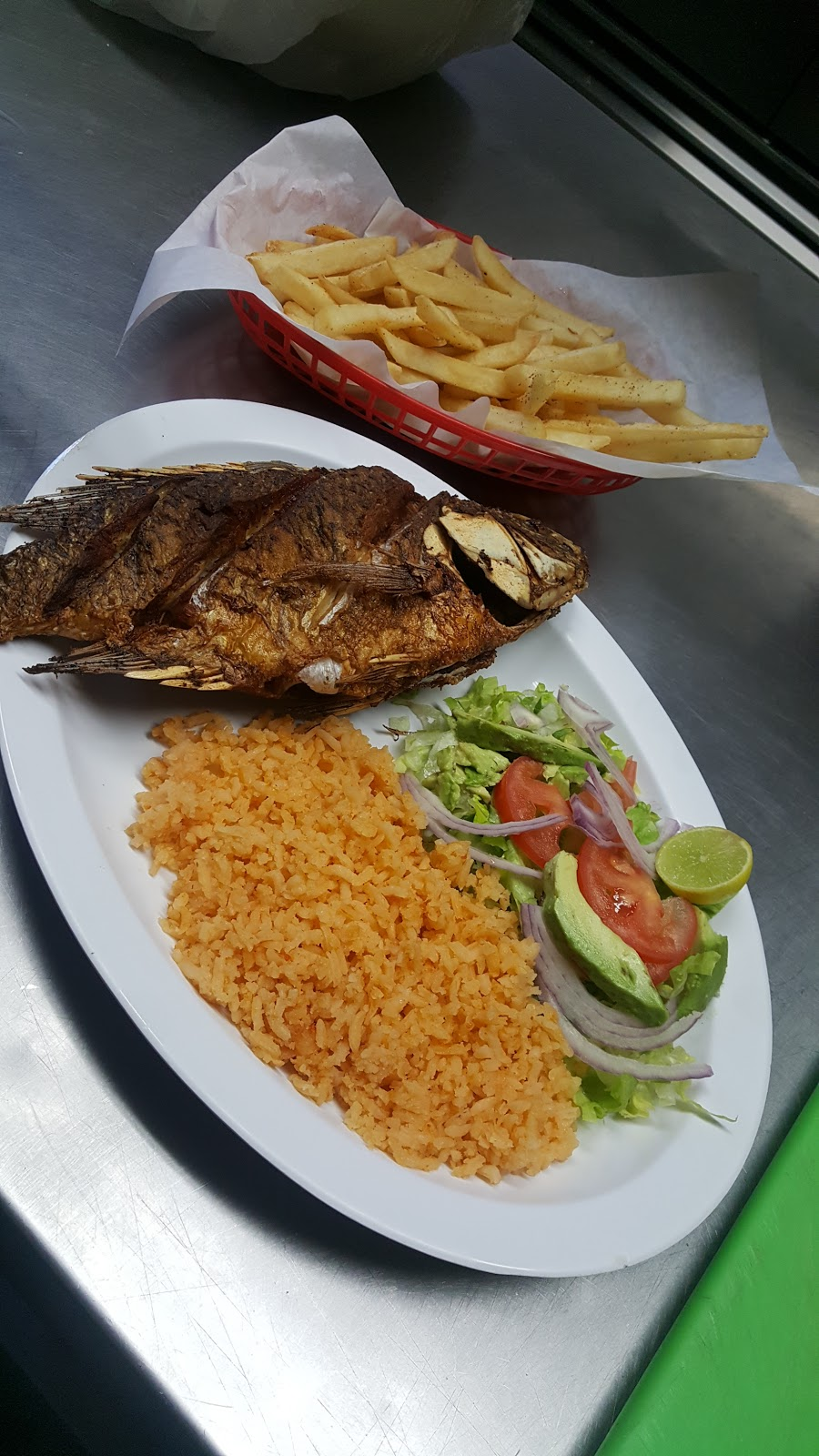 Balbuenas Mexican Restaurant - restaurant    Photo 2 of 10   Address: 10925 1/2 S. Figueroa, Los Angeles, CA 90061, USA   Phone: (323) 418-8502