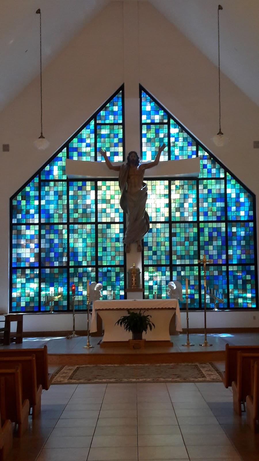 Mary Help Of Christians Catholic Chapel - church  | Photo 9 of 10 | Address: 174 Filors Ln, Stony Point, NY 10980, USA | Phone: (845) 947-2200