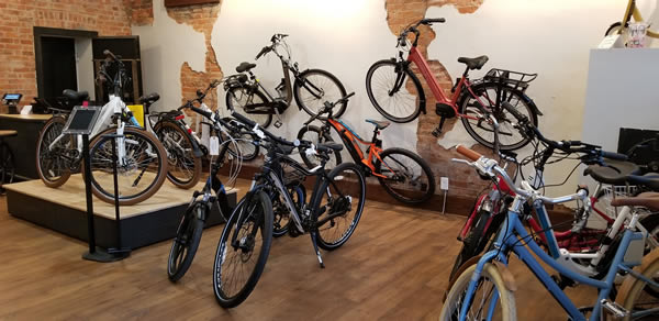 eBoom Electric Bikes - bicycle store  | Photo 2 of 10 | Address: 6 S Main St, Whitestown, IN 46075, USA | Phone: (317) 340-4156