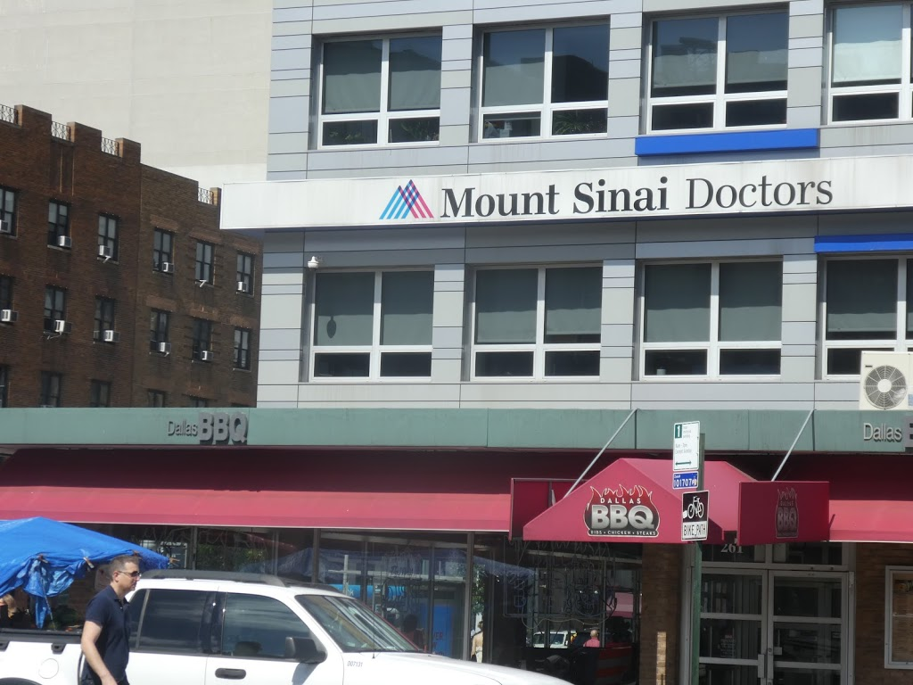 Mount Sinai Doctors - Senior Health - doctor  | Photo 5 of 9 | Address: 275 8th Ave, New York, NY 10011, USA | Phone: (212) 463-0101