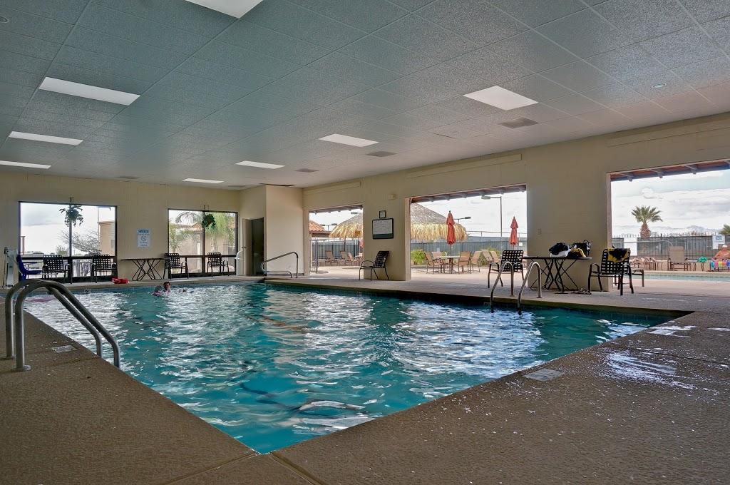 Voyager RV Resort - lodging    Photo 3 of 10   Address: 8701 S Kolb Rd, Tucson, AZ 85756, USA   Phone: (520) 574-5000