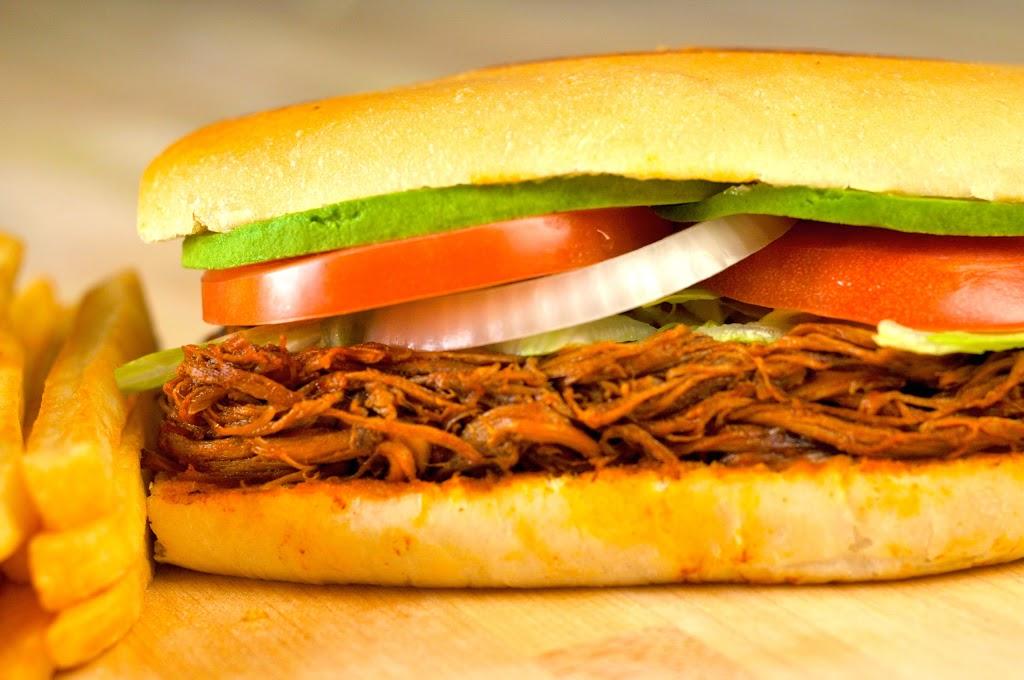 Tortas Yukon - restaurant    Photo 5 of 10   Address: 5517 McPherson Rd, Laredo, TX 78041, USA   Phone: (956) 218-8024