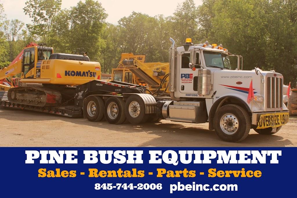 Pine Bush Equipment - car repair  | Photo 1 of 10 | Address: 97 NY-302, Pine Bush, NY 12566, USA | Phone: (845) 744-2006
