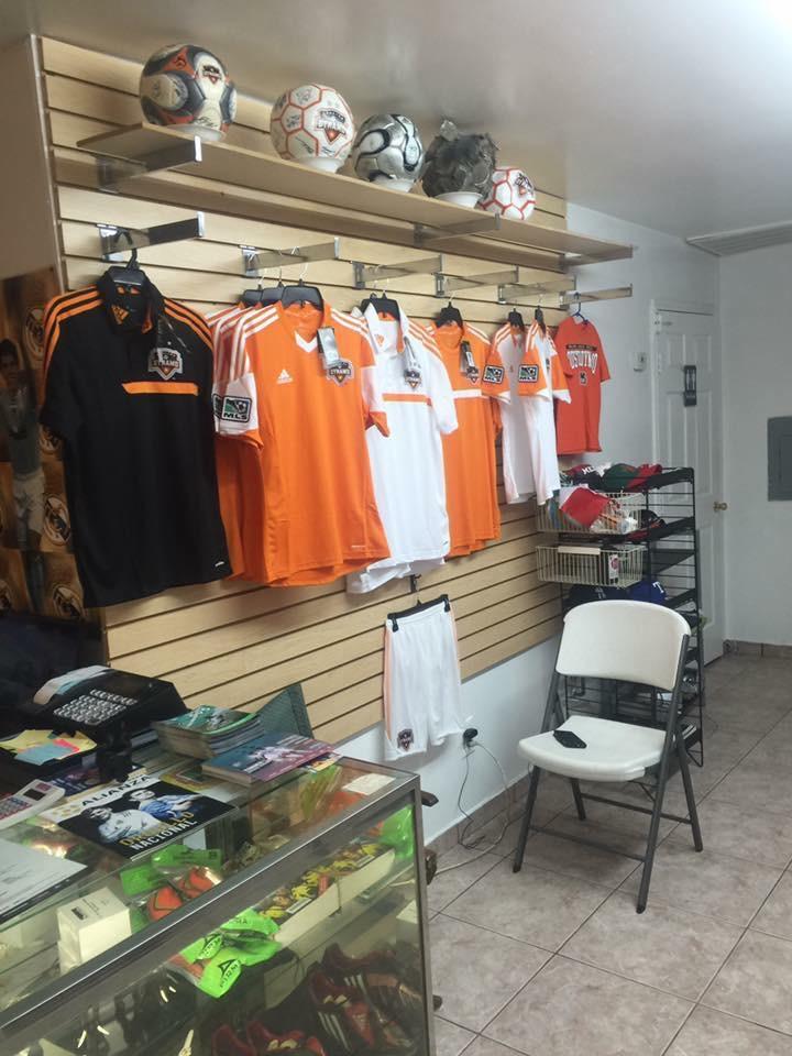 SOCCER OFFICE STORE - store  | Photo 2 of 10 | Address: 8333 Manchester St B, Houston, TX 77023, USA | Phone: (713) 829-0157