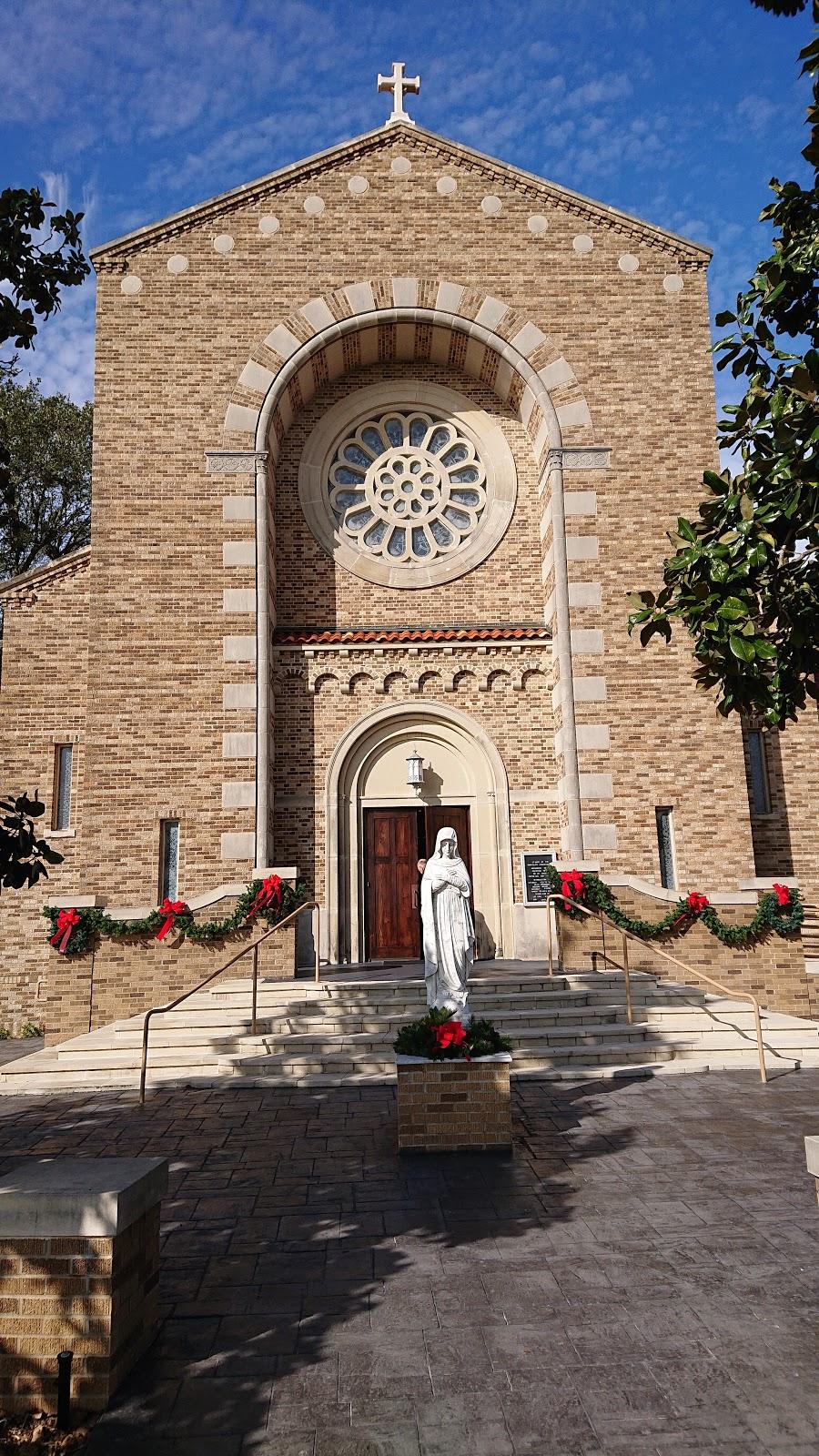 St Marys Church - church    Photo 7 of 10   Address: 816 Park Dr, La Porte, TX 77571, USA   Phone: (281) 471-2000
