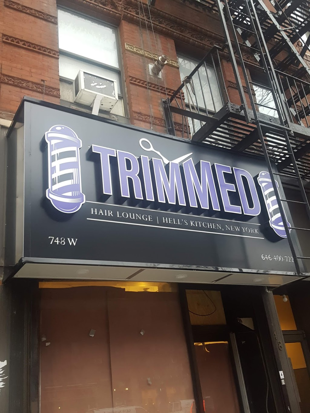 Trimmed | hair care | 748 W 50th St, New York, NY 10036, USA