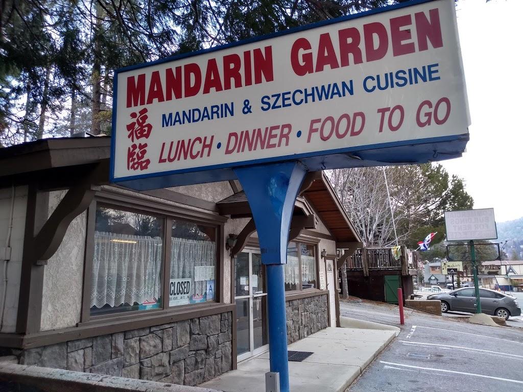 Mandarin Garden - restaurant    Photo 2 of 10   Address: 24046 Lake Dr, Crestline, CA 92325, USA   Phone: (909) 338-6482
