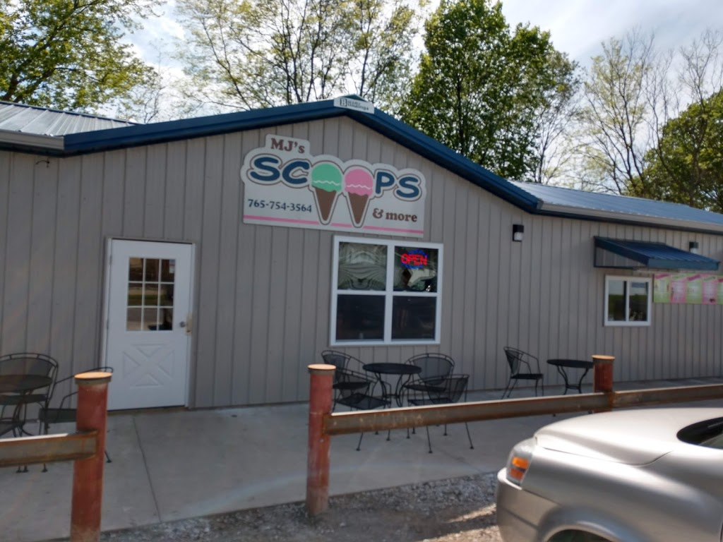 MJs Scoops and More   restaurant   303 S Lafayette St, Frankton, IN 46044, USA   7657543564 OR +1 765-754-3564