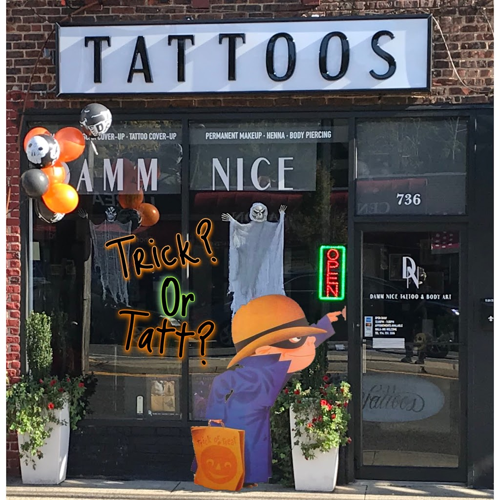 Damm Nice Tattoo and Body Art - store  | Photo 5 of 10 | Address: 736 Central Park Ave, Scarsdale, NY 10583, USA | Phone: (914) 751-3266