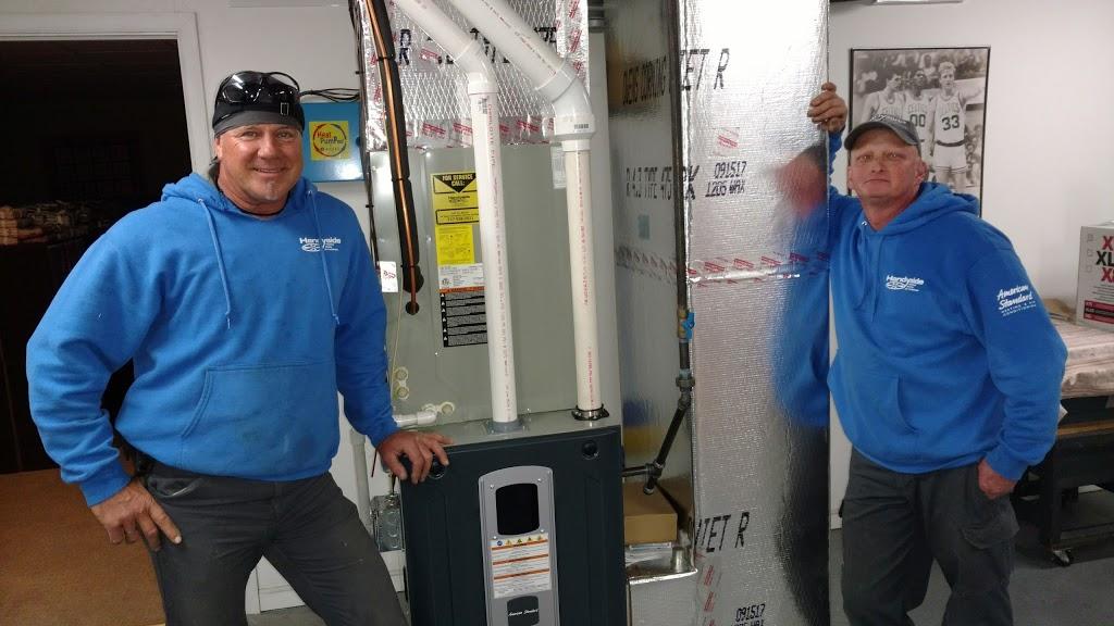 Handyside Plumbing, HVAC & Electrical - home goods store  | Photo 4 of 10 | Address: 587 Old York Rd, Goldsboro, PA 17319, USA | Phone: (717) 938-2521