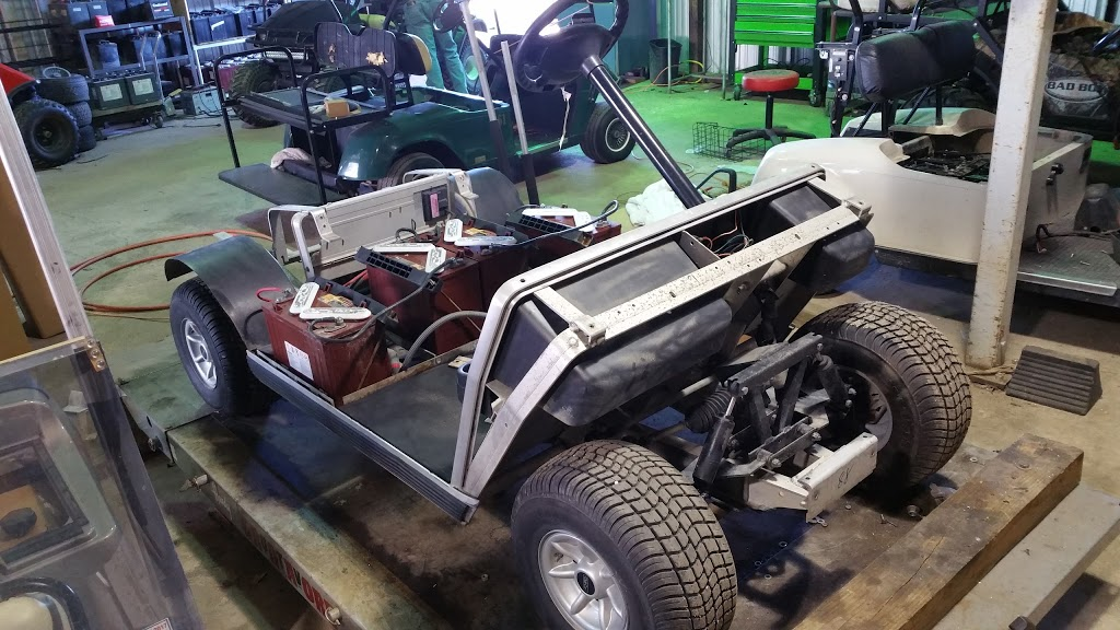 Golf Carts 4 Fun - store  | Photo 4 of 10 | Address: 7724 Jacksboro Hwy, Fort Worth, TX 76135, USA | Phone: (817) 237-4653
