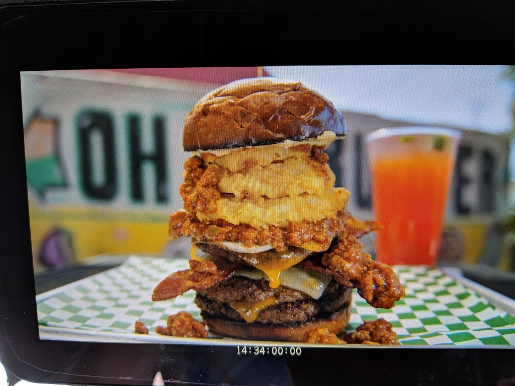 Oh My Burger - restaurant  | Photo 6 of 10 | Address: 2142 W El Segundo Blvd, Gardena, CA 90249, USA | Phone: (310) 756-6522