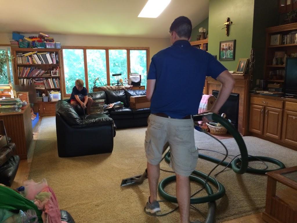 Puresteam Carpet Care - laundry    Photo 6 of 10   Address: 8211 Scott Rd, Cross Plains, WI 53528, USA   Phone: (608) 843-7737