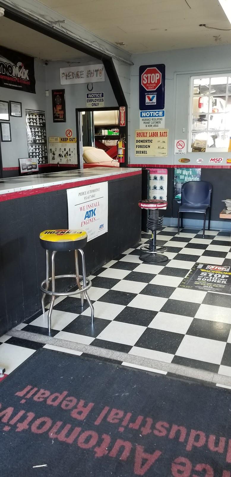 pierce automotive - car repair    Photo 7 of 10   Address: 10941 Hole Ave, Riverside, CA 92505, USA   Phone: (951) 637-6841