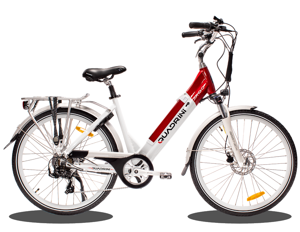 Quadrini USA Electric Bikes - bicycle store  | Photo 2 of 10 | Address: 30 N Maple St, Florence, MA 01062, USA | Phone: (800) 618-1512