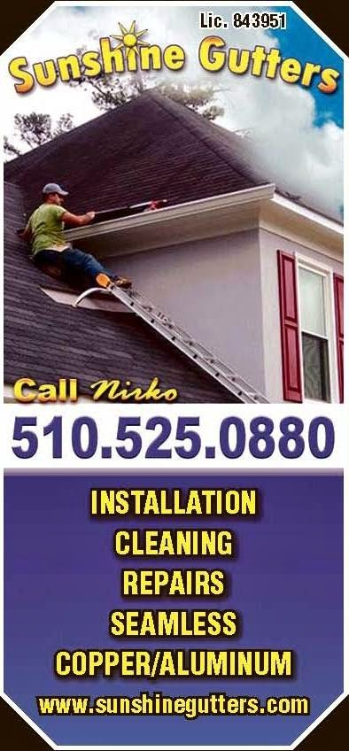 Sunshine Gutters - roofing contractor  | Photo 8 of 10 | Address: 1919 Klose Way, Richmond, CA 94806, USA | Phone: (510) 275-0786