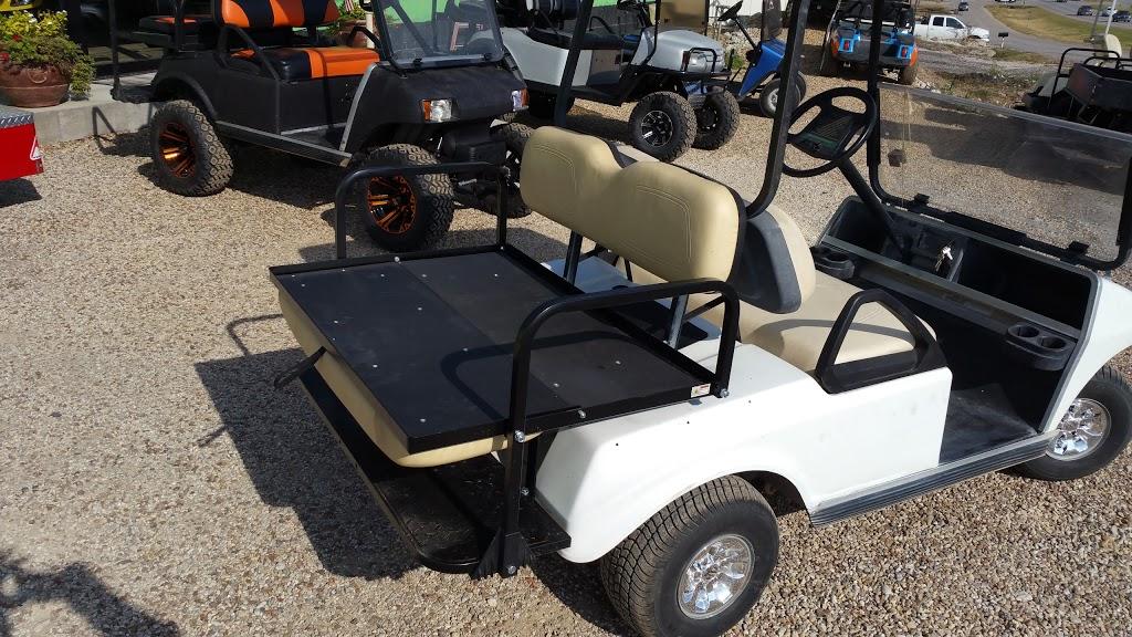 Golf Carts 4 Fun - store  | Photo 6 of 10 | Address: 7724 Jacksboro Hwy, Fort Worth, TX 76135, USA | Phone: (817) 237-4653
