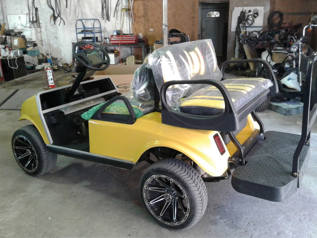Golf Carts 4 Fun - store  | Photo 10 of 10 | Address: 7724 Jacksboro Hwy, Fort Worth, TX 76135, USA | Phone: (817) 237-4653