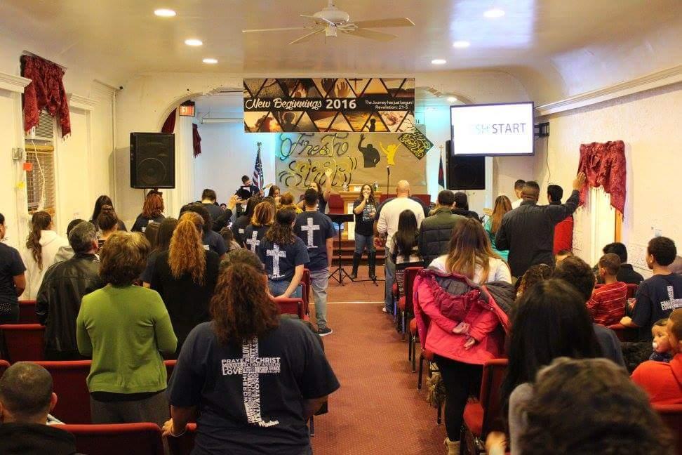 First Christian Church of The Good Shepherd/Primera Iglesia Cris - church  | Photo 6 of 10 | Address: 79 Main St, Haverstraw, NY 10927, USA | Phone: (845) 942-8631