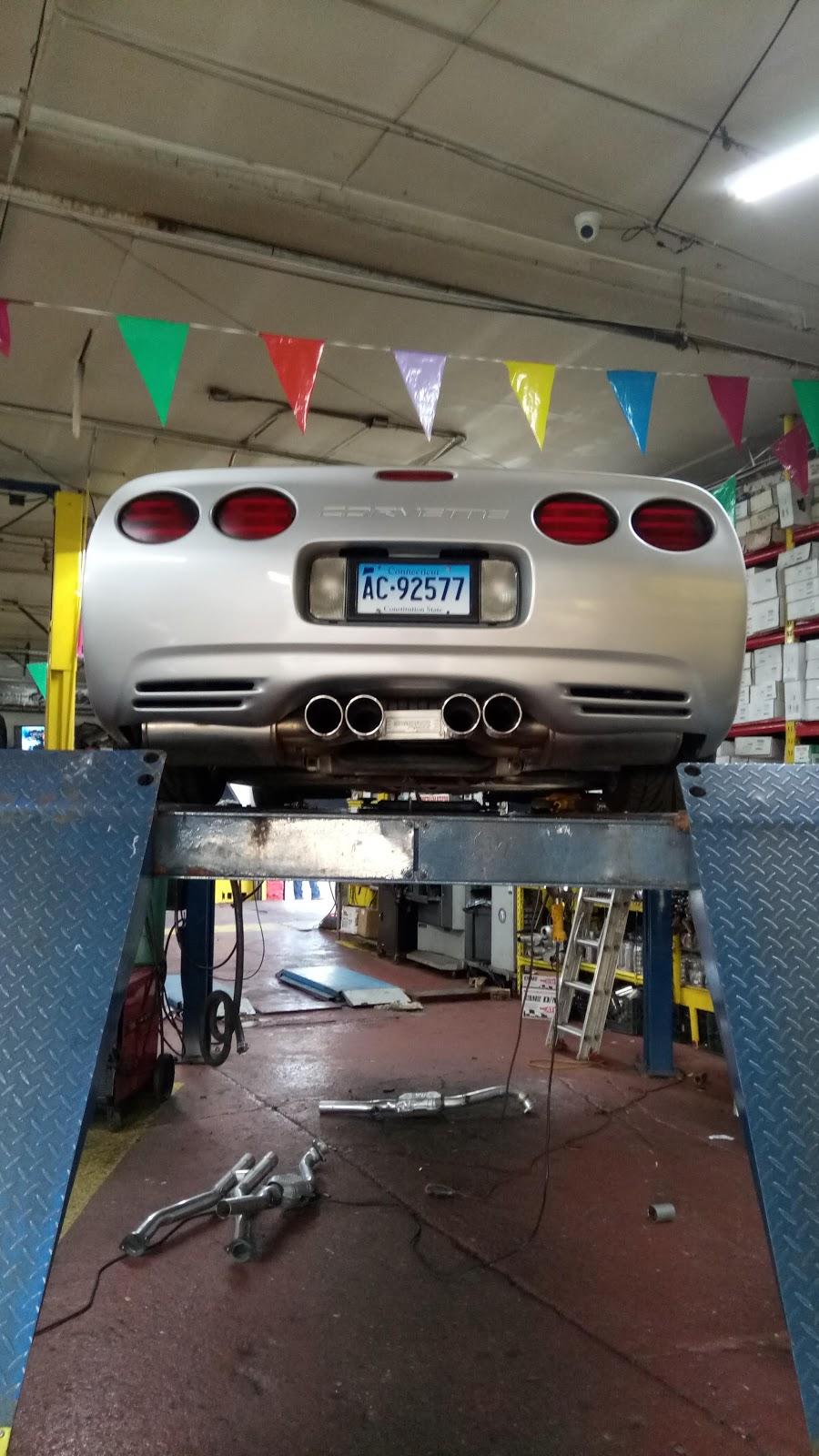 Bronx Discount Muffler Center - car repair    Photo 8 of 10   Address: 501 Bruckner Blvd, Bronx, NY 10455, USA   Phone: (718) 402-4422