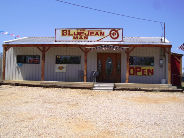 Blue Jean Man - clothing store  | Photo 4 of 4 | Address: 8556 TX-19, Edgewood, TX 75117, USA | Phone: (903) 896-7055