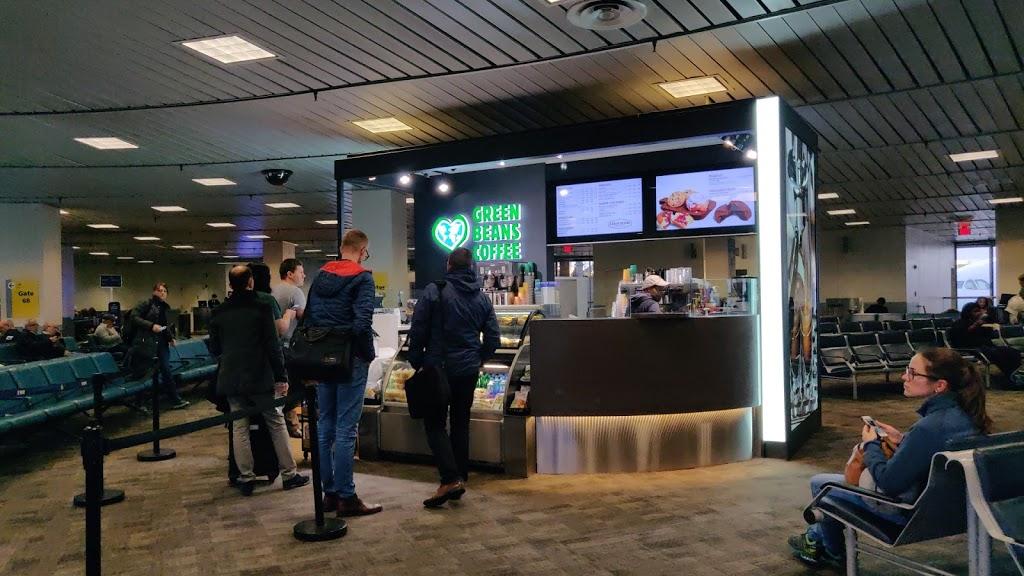 Green Beans Coffee - cafe  | Photo 6 of 9 | Address: Newark, NJ 07114, USA | Phone: (973) 733-2211
