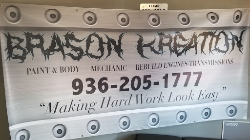 Brason Kreation - car repair  | Photo 1 of 10 | Address: 3012 South St, Nacogdoches, TX 75964, USA | Phone: (936) 205-1777