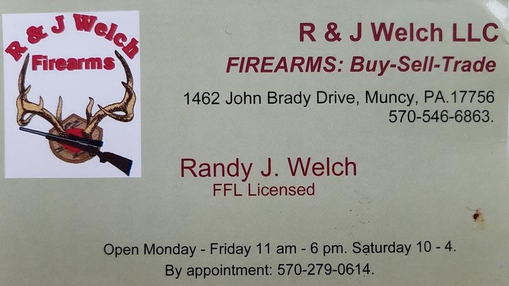 R&J WELCH Firearms LLC - store  | Photo 2 of 2 | Address: 1462 John Brady Dr, Muncy, PA 17756, USA | Phone: (570) 546-6863
