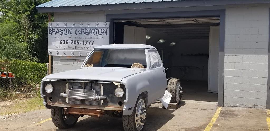 Brason Kreation - car repair  | Photo 9 of 10 | Address: 3012 South St, Nacogdoches, TX 75964, USA | Phone: (936) 205-1777