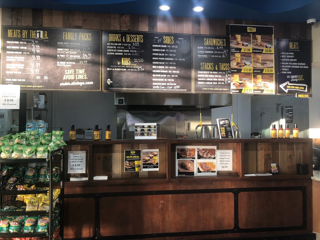 Dickeys Barbecue Pit - restaurant  | Photo 2 of 6 | Address: 8330 Miller Rd 2, Houston, TX 77049, USA | Phone: (281) 857-6878