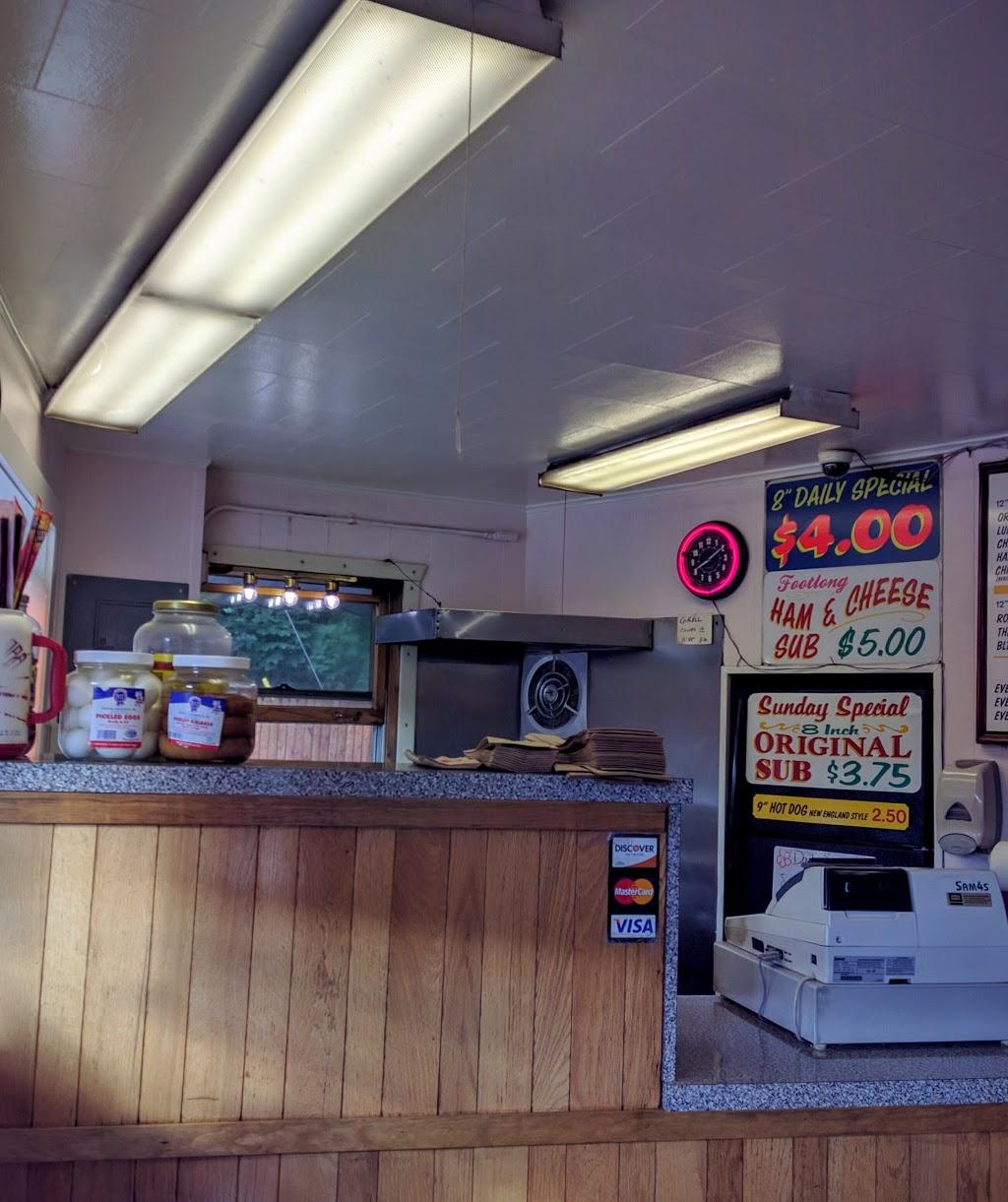 Angelinas Submarine Shop - meal takeaway  | Photo 5 of 9 | Address: 34 1/2 Columbia St, Adams, MA 01220, USA | Phone: (413) 743-9744