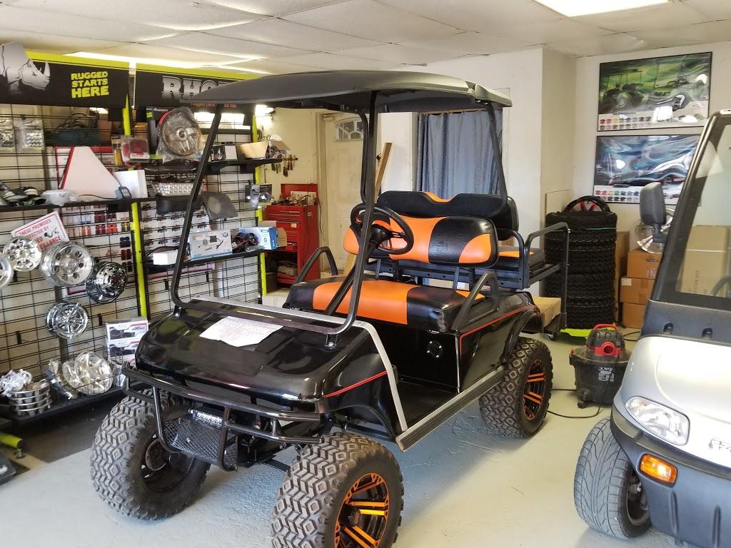 Golf Carts 4 Fun - store  | Photo 2 of 10 | Address: 7724 Jacksboro Hwy, Fort Worth, TX 76135, USA | Phone: (817) 237-4653