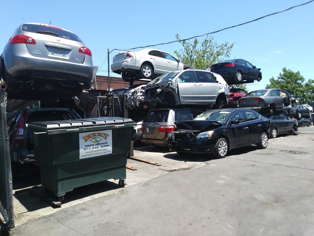 Boss Salvage - car repair  | Photo 8 of 10 | Address: 257 - 259 Emmet St, Newark, NJ 07114, USA | Phone: (973) 242-0373