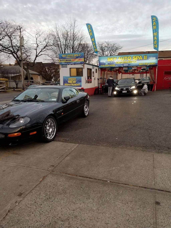 Sky Auto Spa II Corp - car wash  | Photo 1 of 10 | Address: 4244 Hylan Blvd, Staten Island, NY 10312, USA | Phone: (347) 721-5261