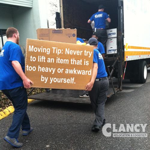 Clancy Relocation & Logistics - moving company  | Photo 5 of 10 | Address: 2963 NY-22, Patterson, NY 12563, USA | Phone: (845) 878-3300