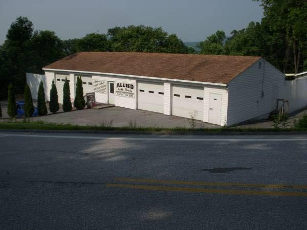 Allied Auto Body - car repair  | Photo 7 of 10 | Address: 438 Big Spring Rd, New Cumberland, PA 17070, USA | Phone: (717) 938-0130