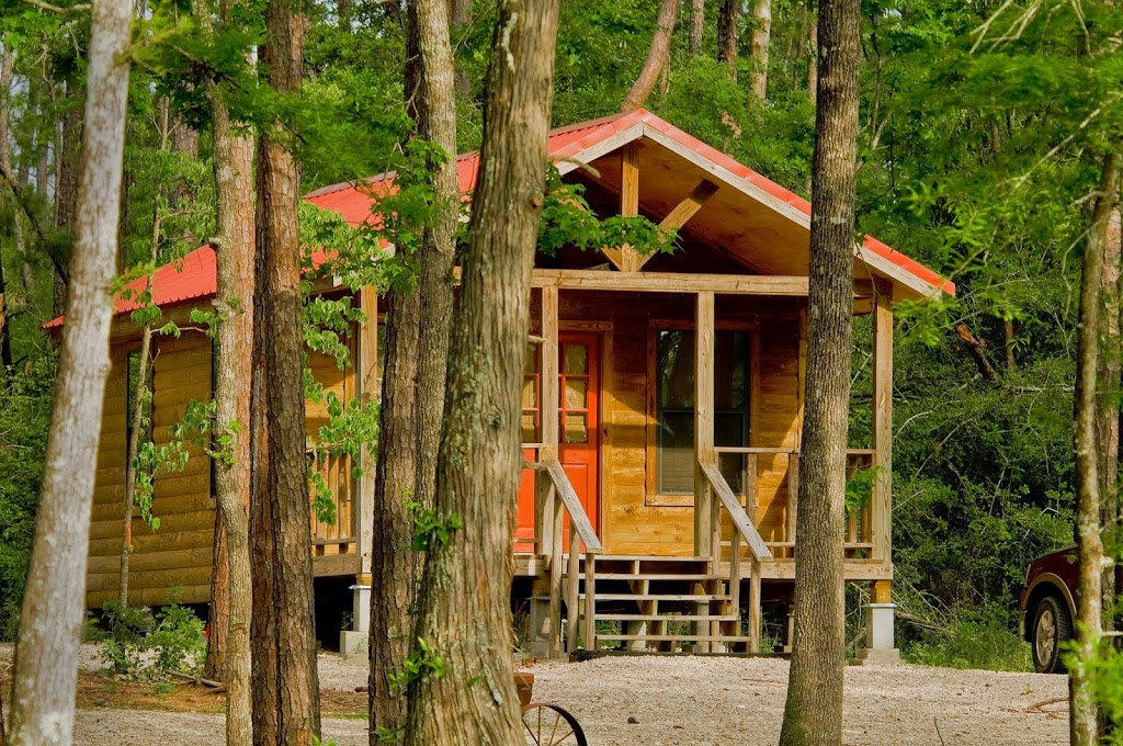Cabins in the Thicket - real estate agency  | Photo 1 of 10 | Address: Hawkes Ln, Kountze, TX 77625, USA | Phone: (832) 639-6005