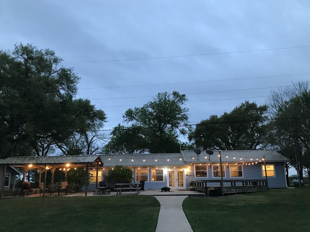 Big Fish Haus Vacation Rental - lodging  | Photo 2 of 10 | Address: 201 Creekside Dr, Sargent, TX 77414, USA | Phone: (979) 493-6121