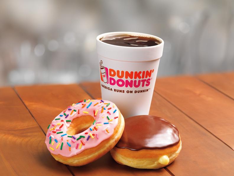 Dunkin - bakery  | Photo 4 of 10 | Address: 17 Whitehall Ave, Mystic, CT 06355, USA | Phone: (860) 245-0294