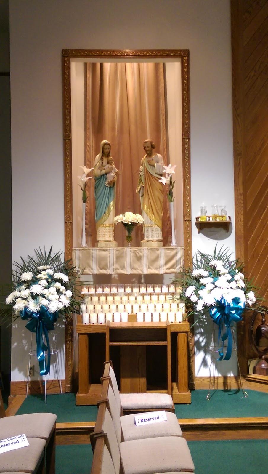 Saint Gregory Barbarigo Catholic Church - church    Photo 5 of 6   Address: 21 Cinder Rd, Garnerville, NY 10923, USA   Phone: (845) 947-1873