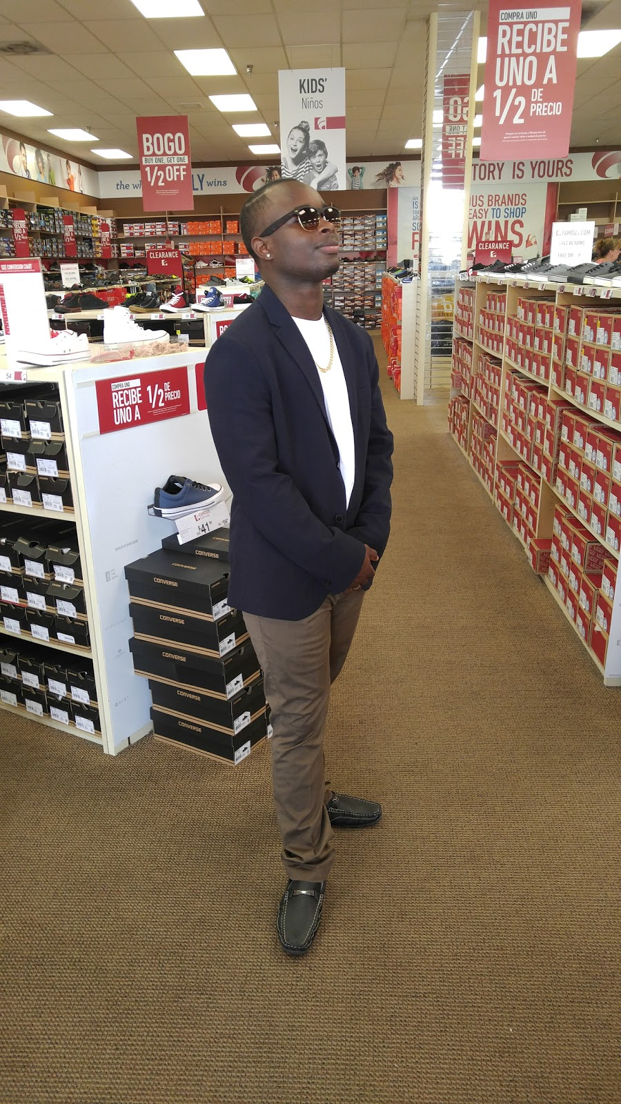 Famous Footwear Outlet - shoe store  | Photo 2 of 7 | Address: FACTORY STORES, 44920 Valley Central Way SUITE 103, Lancaster, CA 93536, USA | Phone: (661) 802-0384