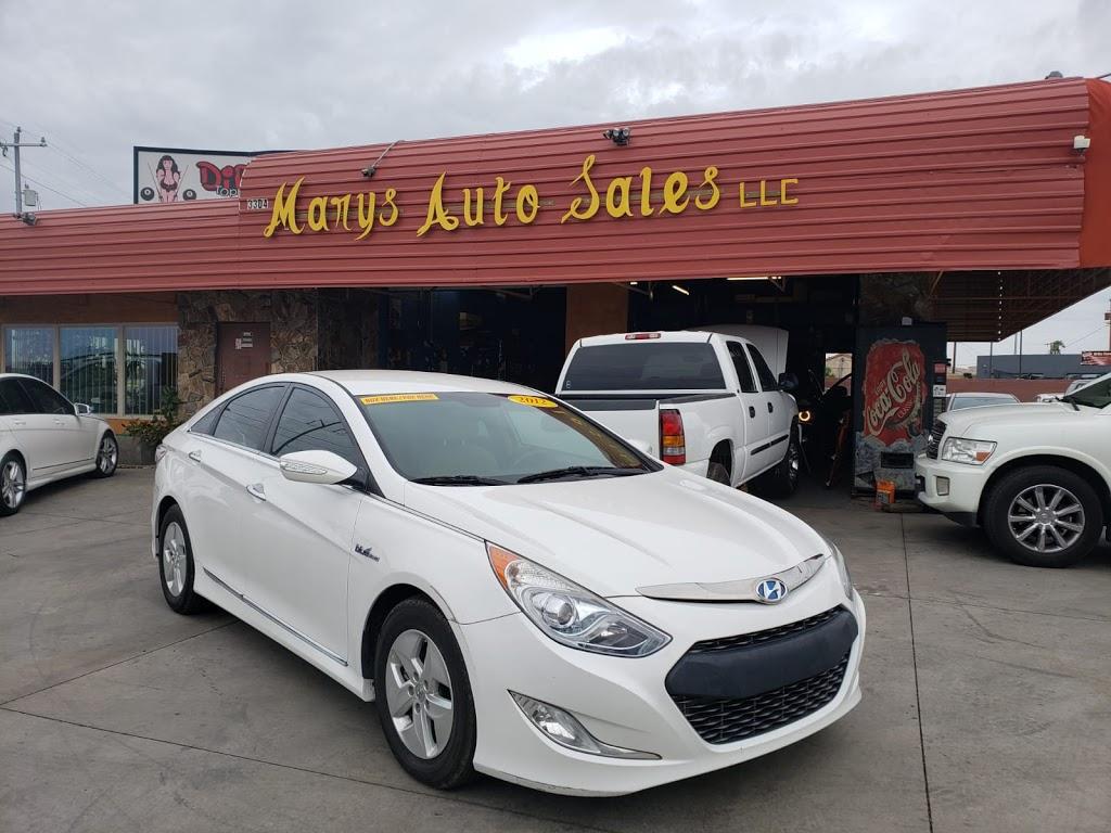 marys auto sales llc - car dealer    Photo 4 of 10   Address: 222 N 24th St, Phoenix, AZ 85034, USA   Phone: (623) 210-5797