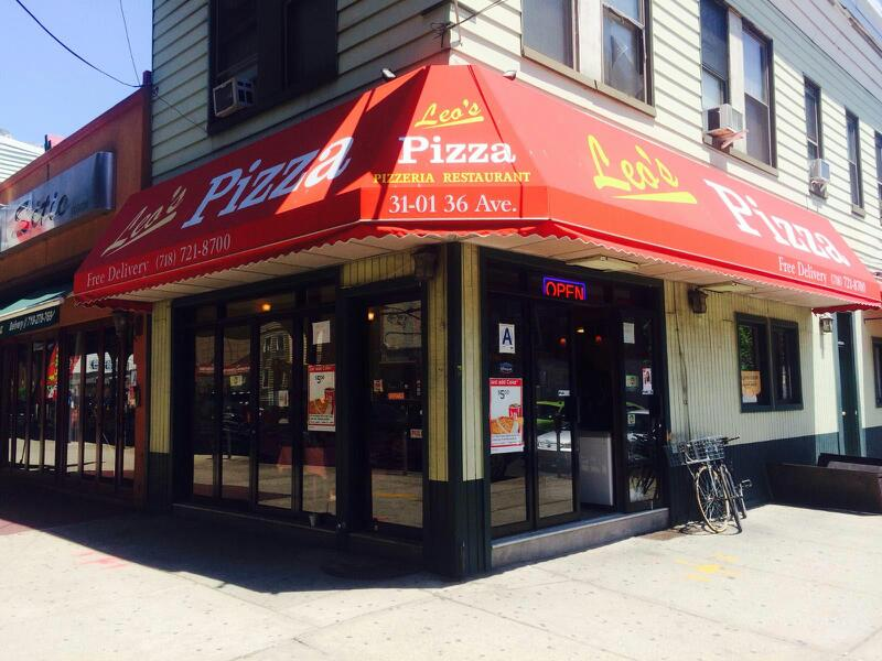 Leos Pizza - meal delivery  | Photo 3 of 10 | Address: 31-01 36th Ave, Astoria, NY 11106, USA | Phone: (718) 721-8700