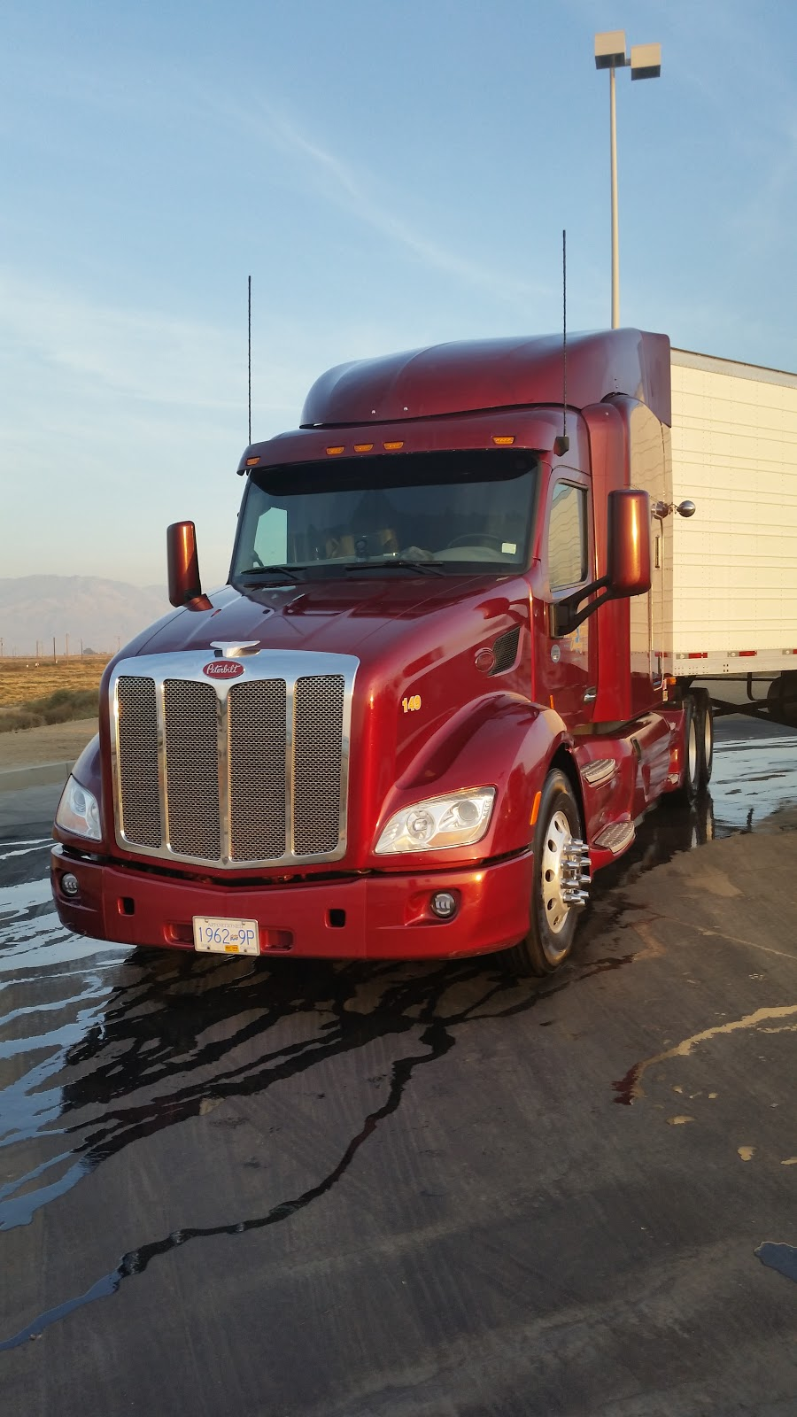 Blue Beacon Truck Wash of Wheeler Ridge, CA - car wash    Photo 4 of 10   Address: 5831 Santa Elena Dr I-5 Exit, 219A, Arvin, CA 93203, USA   Phone: (661) 858-2090