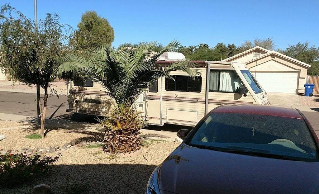 Pleasant Valley RV Park - lodging    Photo 2 of 10   Address: 8720 W Carefree Hwy, Peoria, AZ 85383, USA   Phone: (623) 566-5960
